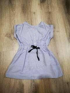 Mixon Minis Stripe Dress