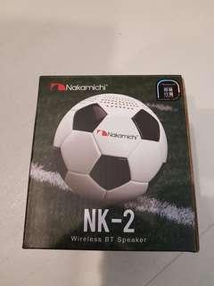 Nakamichi brand new NK2 wireless bluetooth speaker