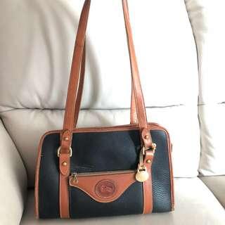 USA Vintage Leather shoulder bag
