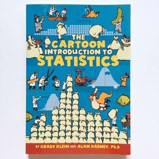 The Cartoon Introduction to Statistics | Grady Klein and Alan Dabney, Ph.D.