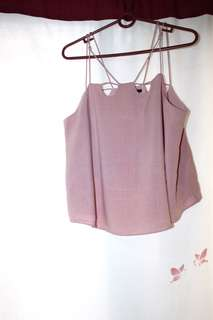 Forever 21 Pink Cami