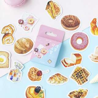 (PO) Baked Delights Stickers