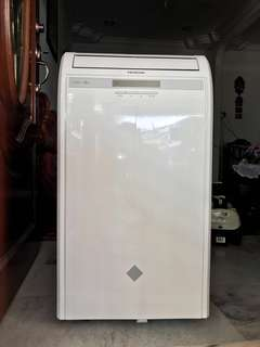 1hp Portable Aircond