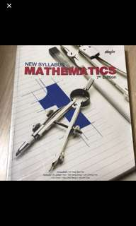 New Syllabus Mathematics 7th Edition