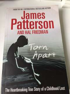 James Patterson Torn Apart