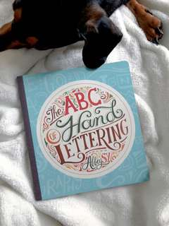 The ABC of Hand Lettering by Abby Sy
