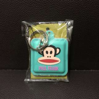 Paul Frank puffy keychain 正品 匙扣