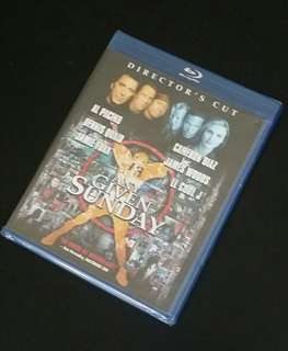 Any Given Sunday - Director's Cut (Blu Ray)