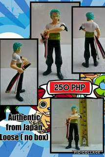 Authentic One Piece Zoro from Japan