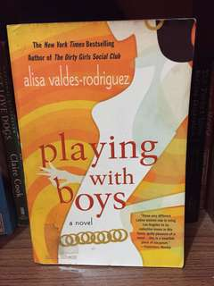 Playing with Boys by Alisa Valdes- Rodriguez