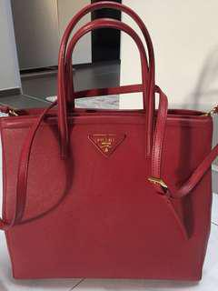 Reduced! Pre-loved Prada bag