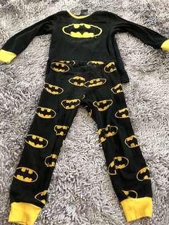Sale H&M pajamas batman