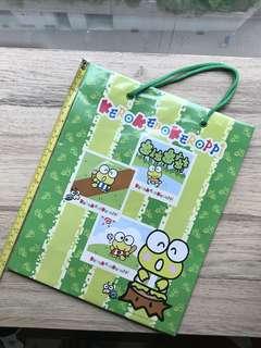 Keroppi 紙袋