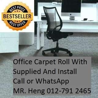 Ara Damansara Office Carpet Roll Call Mr. Heng 012-7912465