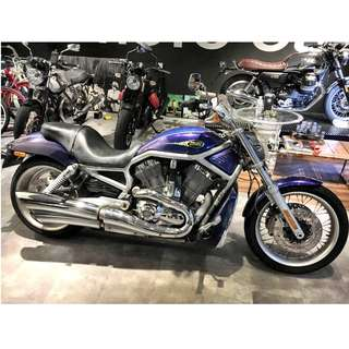Harley Davidson V Rod Anniversary
