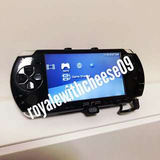 Sony Playstion Portable PSP 2006