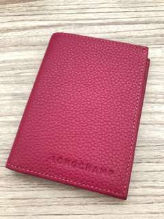 Longchamp card wallet