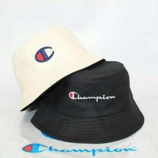 Authentic Champion Reversible Bucket Hat (Unisex)
