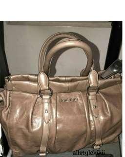 ❤SALE❤Miu Miu Leather Bag