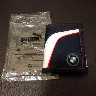 BMW motorsport x Puma sport lifestyle wallet
