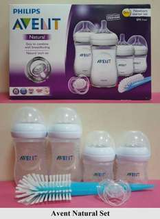 Avent Natural Newborn Set