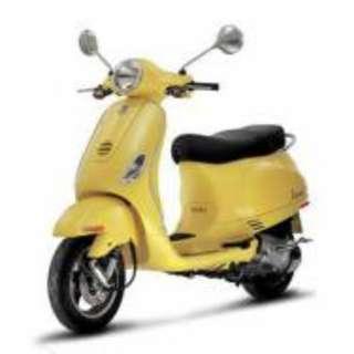Vespa LX150ie for Sale