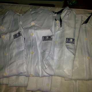 Security Guard's Uniform Bundle