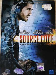 SOURCE CODE (Original Dvd)
