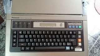 Electronic Typewriter (90%)