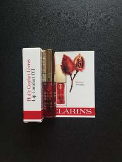 Clarins lip comfort oil 2.8ml