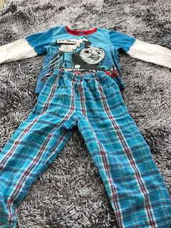 Sale Mothercare thomas pajamas