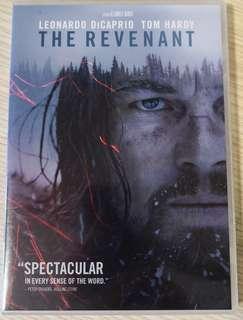 THE REVENANT (Original DVD)