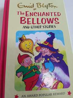 Hardcover Enid Blyton The Enchanted Bellows and other stories