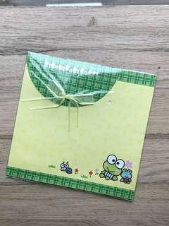 Keroppi 包裝禮物盒