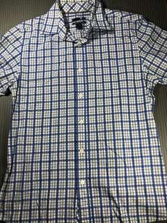Memo short sleeved polo