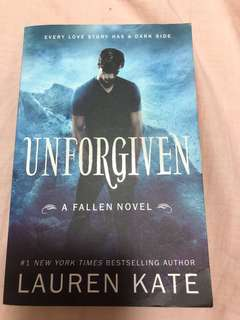 Book (Unforgiven-A Fallen Novel)