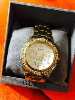 Authentic Guess Watch (FREE SF)