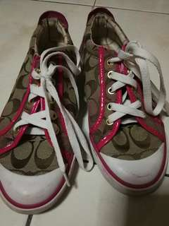 Coach shoes preloved