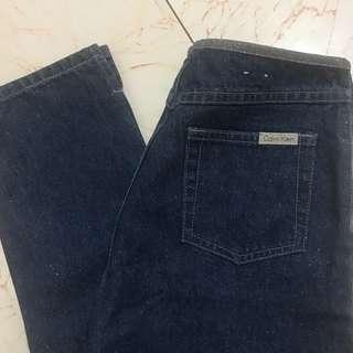 Authentic calvin klein jeans pants size 25-26