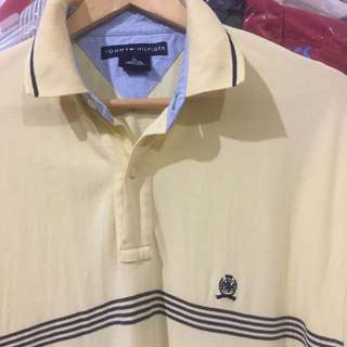 Polo Tommy Hilfiger Vintage