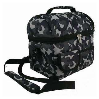 V cool cooler bag (Army grey)
