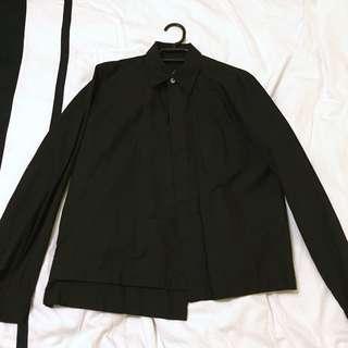 Comme des Garcons tricot blouse