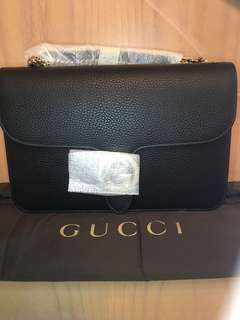 New authentic gucci bag