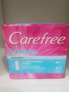 Carefree Panty liner