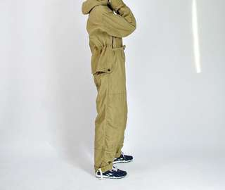Coveralls Militer 70an