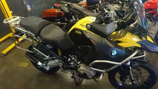 (Price Revised) BMW R1200GSA R1200 R1200GS GSA GS Adventure May 2011 Twin Cam