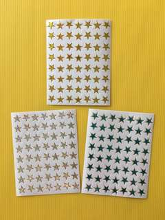Stars Shinny Stars Sticker