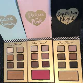 Too Faced Best Year Ever Palette Set