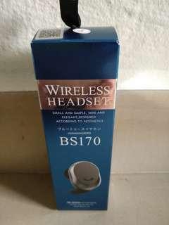 BS170 Mini Wireless Headset
