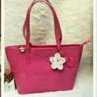 Hello Kitty Glossy Bag